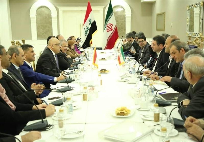 تاکید عراق بر رفع موانع توسعه تجارت با ایران بهرغم سنگاندازی آمریکا