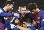 فوتبال جهان  قهرمانی بارسلونا در لالیگا چه زمانی قطعی میشود؟
