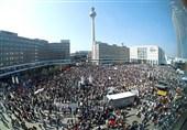 اعتراض آلمانیها به افزایش اجاره بهای مسکن+ عکس