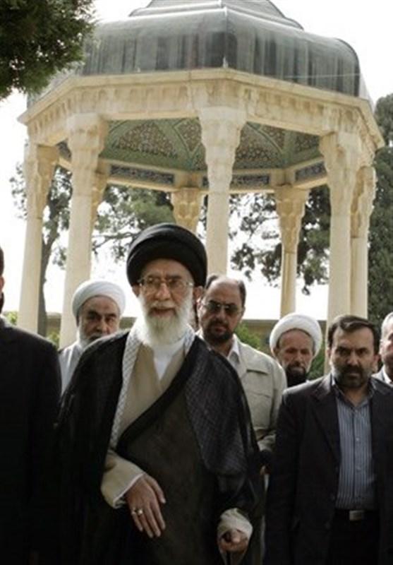 روایت سفر رهبر معظم انقلاب به شیراز شنیدنی شد