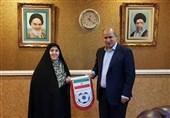 دیدار تاج با سفیر ایران در مالزی/ هماهنگی برای انتقال وجوه ایران از AFC به حسابهای فدراسیون