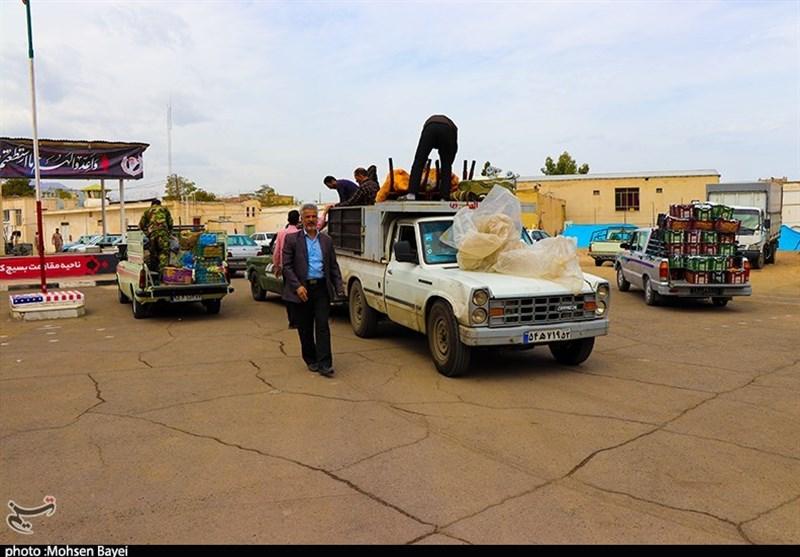 290 روستای الیگودرز درگیر خسارات سیل؛ فعالیت امدادی سپاه اصفهان در الیگودرز ادامه دارد