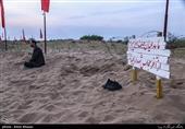 کاروان راهیاننور خواهران شهرستان پارسآباد مغان به مناطق عملیاتی شمالغرب کشور اعزام شد