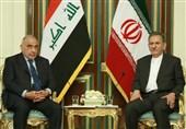 جهانگیری: نباید اجازه دهیم تحریمها مانعی بر سر روابط ایران و عراق شود
