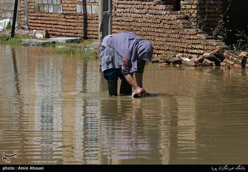 کرمان| آخرین وضعیت بارندگی در شهرستان انار؛ وضعیت روستاهای جنوبی نگرانکننده است