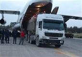 ارتش 2 کیلومتر دیوار بتنی و 35 تن اقلام امدادی به مناطق سیل زده ارسال کرد