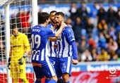 فوتبال جهان  جیرونا با شکست از لالیگا خداحافظی کرد
