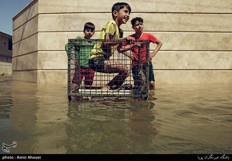 خوزستان هشدار شیوع بیماریهای ویروسی و پوستی در مناطق سیلزده