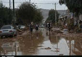 خسارت 15 هزارمیلیاردی سیل لرستان؛ پاکسازی شهر دوره چگنی به استان همدان واگذار شد