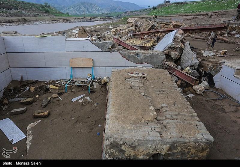 سیل 1100 میلیارد تومان خسارت در استان مرکزی برجای گذاشت
