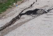 گلستان| قطع گاز روستای «میان رستاق» در اثر رانش زمین؛ جاده دسترسی قابل بازگشایی نیست