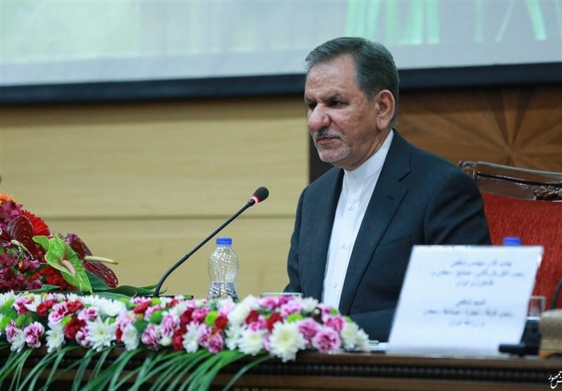 جهانگیری: توجه به موزه ورزش توجه به حافظه تاریخی یک کشور است/ جنگی بین ایران و آمریکا اتفاق نخواهد افتاد