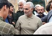 سرلشکر سلیمانی: دست و پای مردم سیلزده خوزستان را باید بوسید / الحمدالله مردم ایران با یک حماسه به میدان آمدند