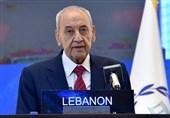 لبنان|نبیه بری: حریری مامور تشکیل کابینه خواهد بود