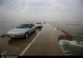 کرمان| راه روستای پشتوئیه شهداد تا عصر امروز بازگشایی موقت میشود