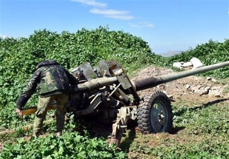Syria Army Deals Hard Blows to Terrorists in Idlib, Hama