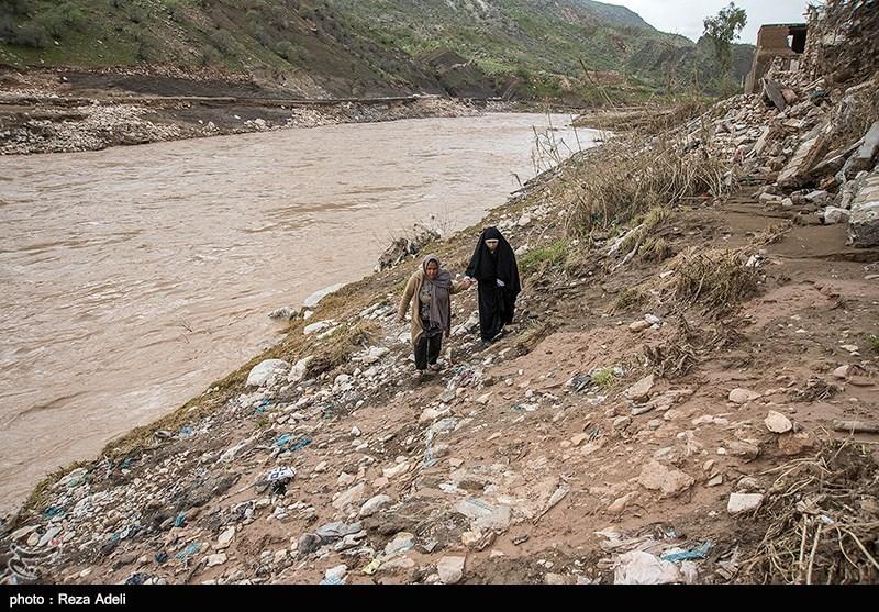وجود 5 رودخانه در کاشان تهدید جدی برای بروز سیل است