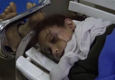 أکثر من 100 شهید وجریح اثر جریمة للعدوان السعودی على مدرسة ومنازل بسعوان