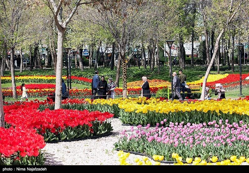 تعداد بوستانهای شهر تهران افزایش مییابد