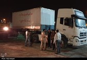 خدماترسانی 81 موکب در مناطق سیلزده خوزستان