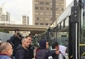 Dozens of Syrian Refugees Make Way Home from Lebanon