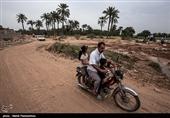 هلالاحمر: 234 روستای خوزستان در معرض خطر هستند؛ 141 روستا تخلیه شد
