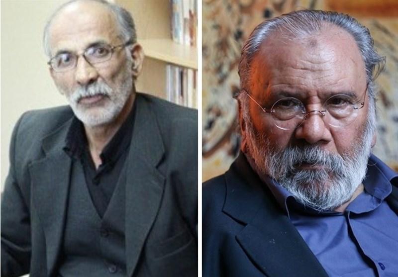 تجلیل از علی معلم و محمدعلی گودینی در اختتامیه جشنواره شعر و داستان انقلاب