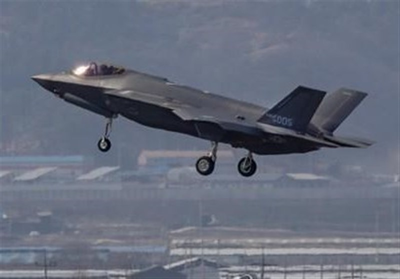 اهدای دو جنگنده اف 35 از سوی آمریکا به رژیم صهیونیستی