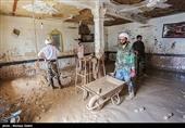 فیلم/ خدمت چشمگیر طلاب پاکستانی به مردم مناطق سیلزده پلدختر