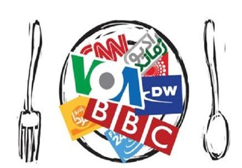 رسانههای خارجی ,