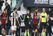 فوتبال جهان| احتمال مجازات داور جنجالآفرین بازی یوونتوس - میلان