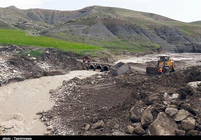 راههای عشایری مناطق سیلزده کوهدشت بازگشایی شد