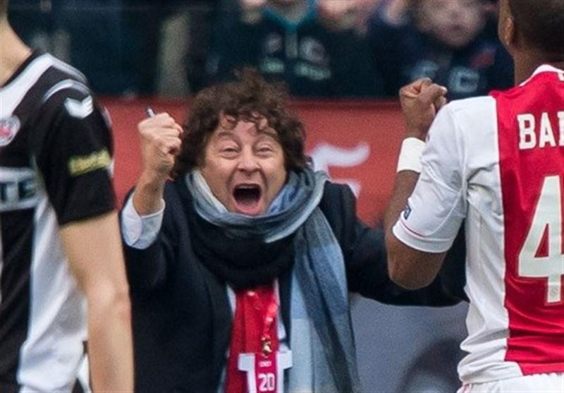 فوتبال جهان  عذرخواهی مدیر فنی سابق آژاکس بابت متهم کردن یوونتوس به دوپینگ