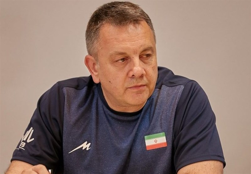 Iran Volleyball Coach Kolakovic Says Sorry to Supporters