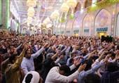 گزارش تصویری از جشن میلاد امام حسین(ع) در کربلای معلّی