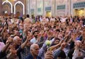 ایران سمیت پوری دنیا میں جشن ولادت امام حسین علیہ السلام جوش و جذبے کیساتھ منائی جارہی ہے