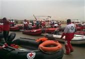 20 فروند قایق موتوری اهدایی صلیب سرخ کشور آلمان تحویل خوزستان شد