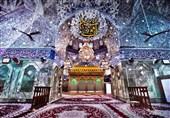 سرودههایی در مدح باب الحوائج:«چشم وا کن، پدر خاک قمر آورده»