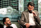 شعرخوانی احمد بابایی در مدح حضرت اباعبدالله (ع)+صوت