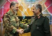 پیام تبریک فرمانده سپاه به سرلشکر موسوی