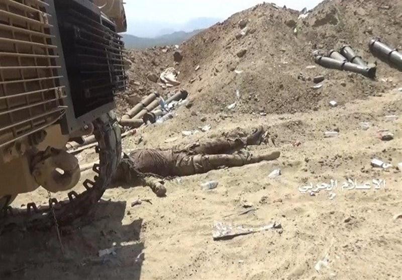 هلاکت 15 مزدور عربستان در عملیات کمین نیروهای یمنی