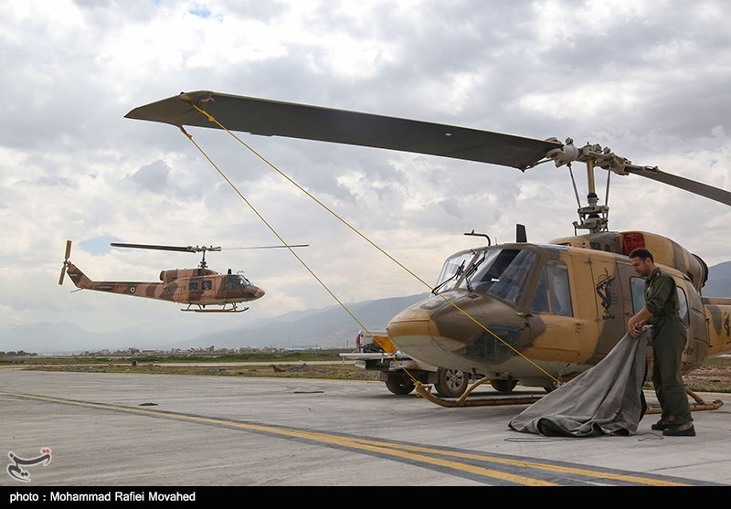 Iranian Army's Airborne Unit to Get 100km-Range Missiles