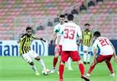 لیگ قهرمانان آسیا| پیروزی الاتحاد عربستان در آخرین بازی منطقه غرب