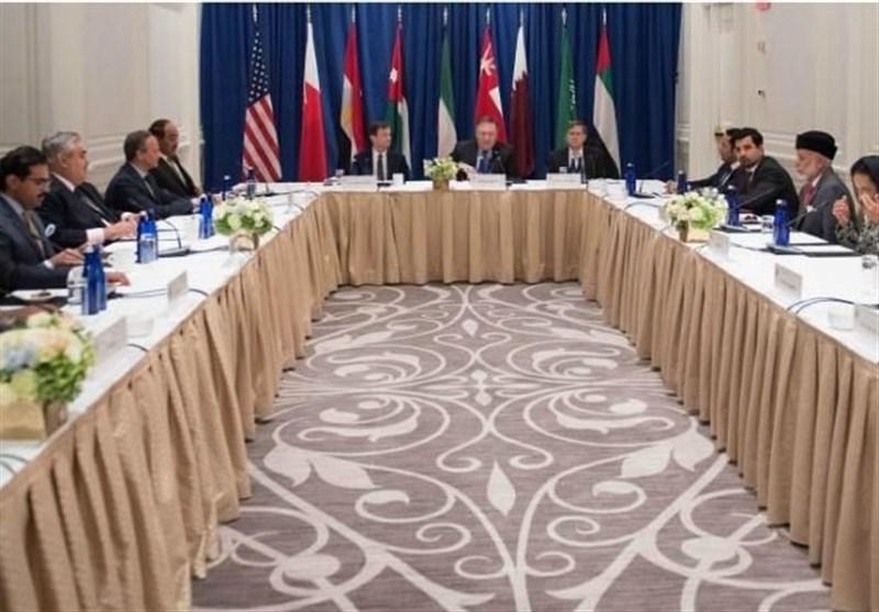 نشست نظامی عربی- آمریکایی در ریاض با مشارکت قطر