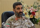 تلاش سپاه و ارتش برای متوقف کردن جریان آب