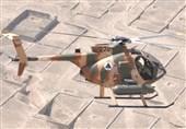 سقوط بالگرد ارتش افغانستان در «قندهار»