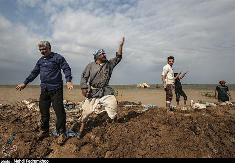 اعزام نخستین کاروان عملیاتی- امدادی شهرداری تهران به دشت آزادگان و سوسنگرد