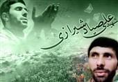 مراسم بیستمین سالگرد عروج شهید صیاد شیرازی در کرمان برگزار شد+تصاویر
