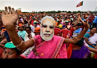 بھارت میں انتخابات کی تیاریاں