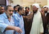 دیدار نمایندگان امام خامنهای با جانبازان
